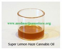 Super Lemon Haze Cannabis Oil