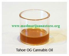 Tahoe OG Cannabis Oil