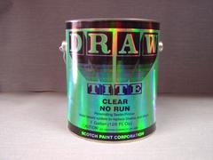 Draw Tite Clear No Run 325-NR (1) gallon.