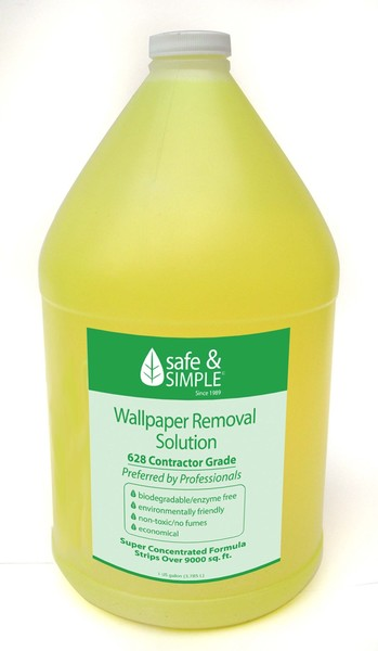 Wallpaper Removal Solution | Wallpaper Removal Products