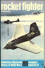 ROCKET FIGHTER - BALLANTINE'S WEAPONS BOOK 20 - GREEN