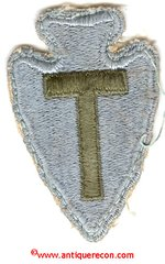 US ARMY 36th INFANTRY DIVISION PATCH