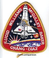 NASA SHUTTLE ATLANTIS MISSION STS-34 PATCH