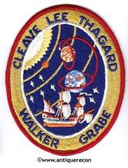 NASA SHUTTLE ATLANTIS MISSION STS-30 PATCH