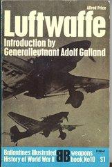 LUFTWAFFE - BALLANTINE'S WEAPONS BOOK 10 - PRICE