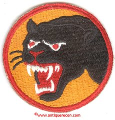 US ARMY 66th INFANTRY DIVISION PATCH