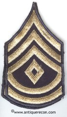 WW II US ARMY SARGENT 1st CLASS STRIPES - MINT