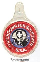 BSA TOUCHDOWN FOR BOY POWER PATCH