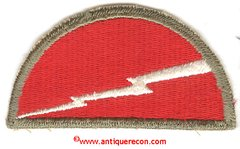 US ARMY 78th INFANTRY DIVISION PATCH