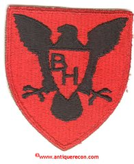 WW II US ARMY 86th INFANTRY DIVISION PATCH