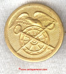 US ARMY QUARTERMASTER CORPS ENLISTED COLLAR DISK