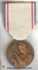 WW II FRENCH RECONNAISSANCE MEDAL