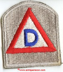 US ARMY 39th INFANTRY DIVISION PATCH
