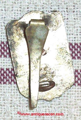 WW II JAPANESE TIME EXPIRED VETERAN PIN | Antique Recon - photo#42