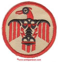 WW II USAAC THUNDERBIRD SCHOOL PATCH