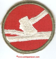 US ARMY 84th INFANTRY DIVISION PATCH