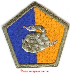 US ARMY 51st INFANTRY DIVISION PATCH