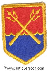 US ARMY DEFENSE COMMAND (EASTERN) PATCH