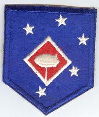 USMC 1st MARINE AMPHIBIOUS COMMAND BARRAGE BALLOON BATTALION PATCH