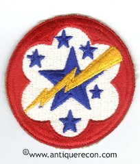 US ARMY US FORCES WESTERN PACIFIC PATCH