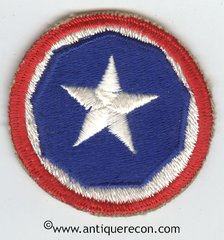US ARMY 9th LOGISTICAL COMMAND PATCH