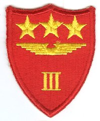 USMC AIRCRAFT FUSELAGE 3rd WING PATCH