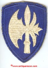 US ARMY 65th INFANTRY DIVISION PATCH
