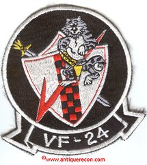 US NAVY VF-24 TOMCAT PATCH