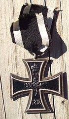 WW I IMPERIAL GERMAN IRON CROSS 2nd CLASS - EK II