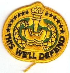 US ARMY DRILL INSTRUCTOR SCHOOL