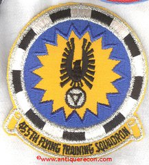 USAF 455th FLYING TRAINING SQUADRON PATCH
