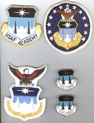 US AIR FORCE ACADEMY PATCH & DISTINCTIVE INSIGNIA GROUP