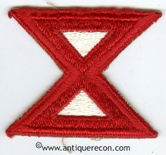 US ARMY 10th ARMY PATCH
