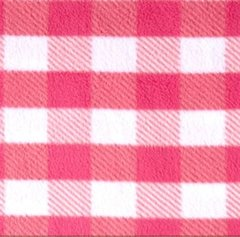 Pink Gingham Plaid