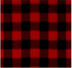 Red Buffalo Plaid
