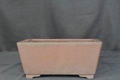Yamaaki Unglazed Rectangle 10""
