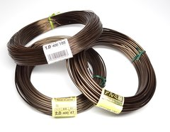 Bonsai Aluminum Wire from Japan 1.0mm to 6.0mm 400 Gram Rolls