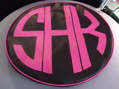 Monogram Spare Tire Cover CBL SHK