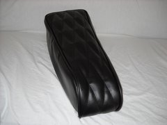 Mini Bike Seat Upholstery db30 Black Diamonds
