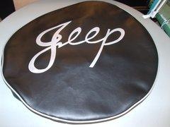 Monogram Spare Tire Cover JEEP