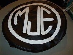 Monogram Spare Tire Cover CBM MJE