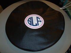 Monogram Spare Tire Cover CB SLF