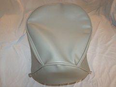 Baja Warrior heat Mini Bike Seat Upholstery Light Gray