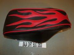 Baja Dirt Bug DB30 Black With Flames
