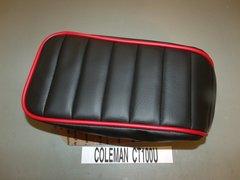 Coleman CT100U Mini Bike Tuck N Roll Seat Upholstery