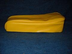Mini Bike Seat Upholstery Yellow