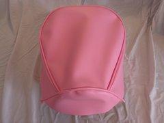 Baja Warrior heat Mini Bike Seat Upholstery Light PInk