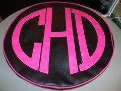 Monogram Spare Tire Cover CBL CHD