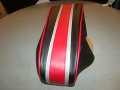 Doodle Bug db30 Mini Bike Seat Upholstery Red Gray Black