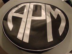 Monogram Spare Tire Cover CBL APM